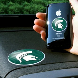 FanMats® - Universal Cell Phone Grips (Collegiate, Michigan, Michigan State University)