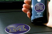 FanMats® - Universal Cell Phone Grips (College, Michigan, University of Michigan)