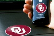 FanMats® - Universal Cell Phone Grips (College, Oklahoma, University of Oklahoma)