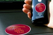 FanMats® - University of Southern California Collegiate Cell Phone Grip