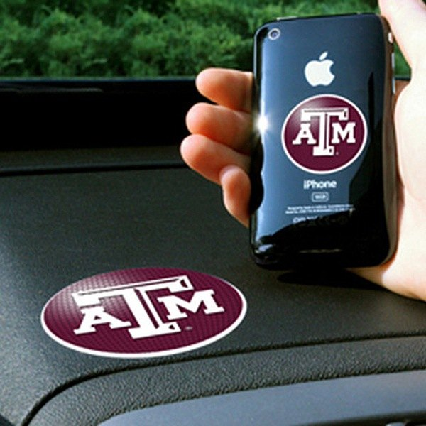 FanMats® - Universal Cell Phone Grips (College, Texas, Texas A&M University)