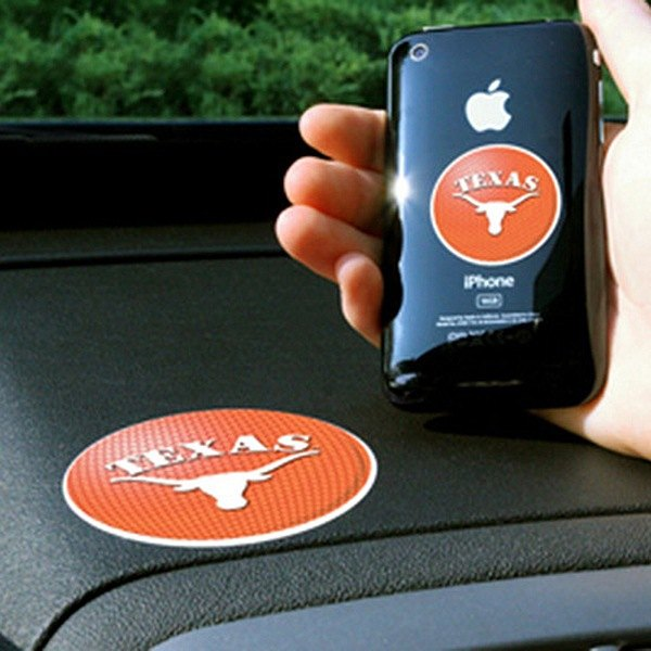FanMats® - Universal Cell Phone Grips (College, Texas, University of Texas)