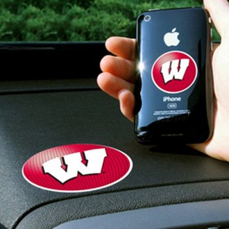 FanMats® - Universal Cell Phone Grips (College, Wisconsin, University of Wisconsin)