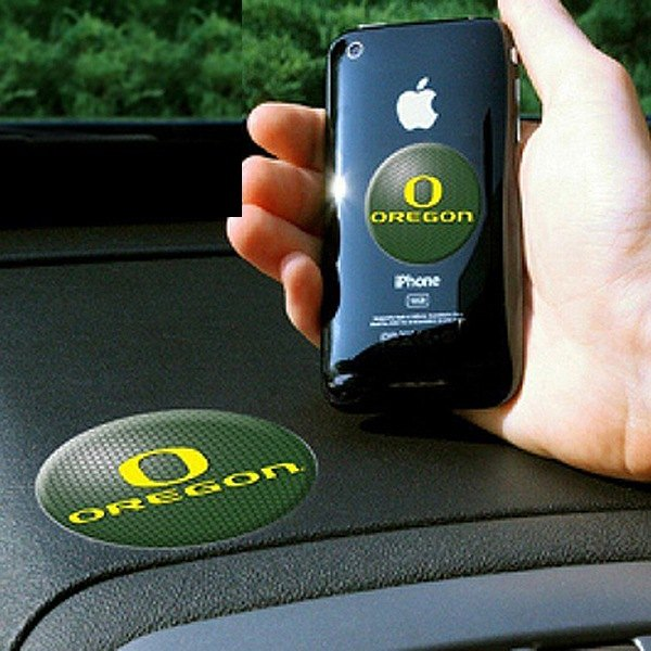 FanMats® - Universal Cell Phone Grips (College, Oregon, University of Oregon)