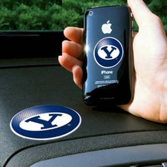 FanMats® - Universal Cell Phone Grips (Collegiate, Utah, Brigham Young University)