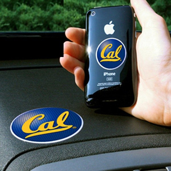 FanMats® - Universal Cell Phone Grips (College, California, University of California Berkeley)