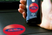 FanMats® University of Mississippi - Ole Miss Logo on Cell Phone Grips