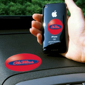 FanMats® - Universal Cell Phone Grips (Collegiate, Mississippi, University of Mississippi - Ole Miss)