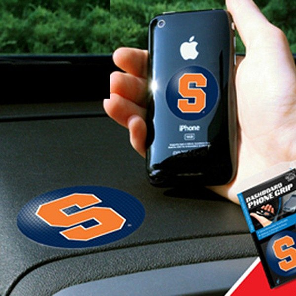 FanMats® - Universal Cell Phone Grips (College, New York, Syracuse University)