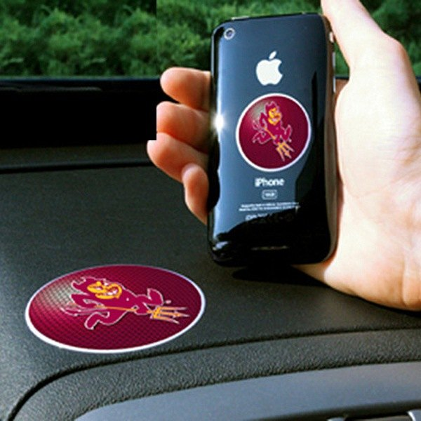 FanMats® - Universal Cell Phone Grips (College, Arizona, Arizona State University)