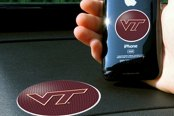 FanMats® - Universal Cell Phone Grips (College, Virginia, Virginia Tech)