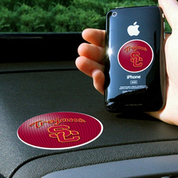FanMats® - Universal Cell Phone Grips (College, California, University of Southern California)