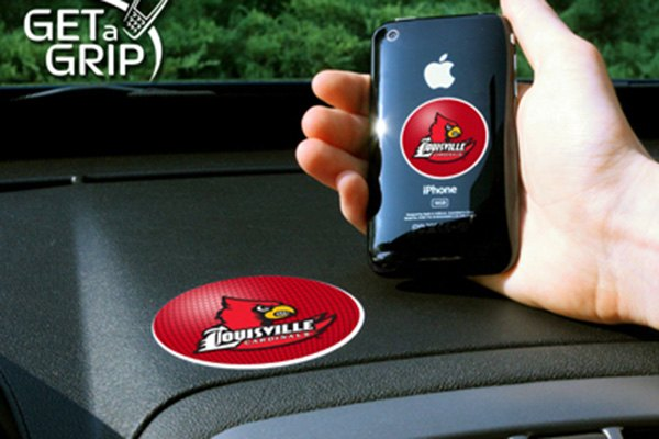 FanMats® - Universal Cell Phone Grips (College, Kentucky, University of Louisville)