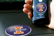 FanMats® - Universal Cell Phone Grips (College, Illinois, University of Illinois)