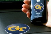 FanMats® - Universal Cell Phone Grips (College, Georgia, Georgia Tech)