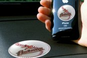 FanMats® - Universal Cell Phone Grips (Sports, MLB, Houston Astros)