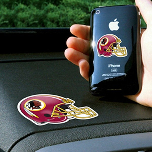 FanMats® - Universal Cell Phone Grips (Sports, NFL, Washington Redskins)