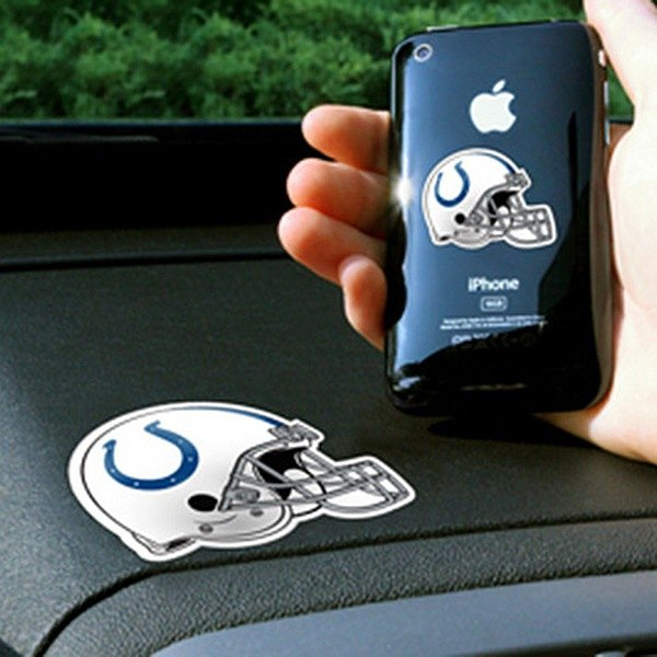 FanMats® - Universal Cell Phone Grips (Sports, NFL, Indianapolis Colts)