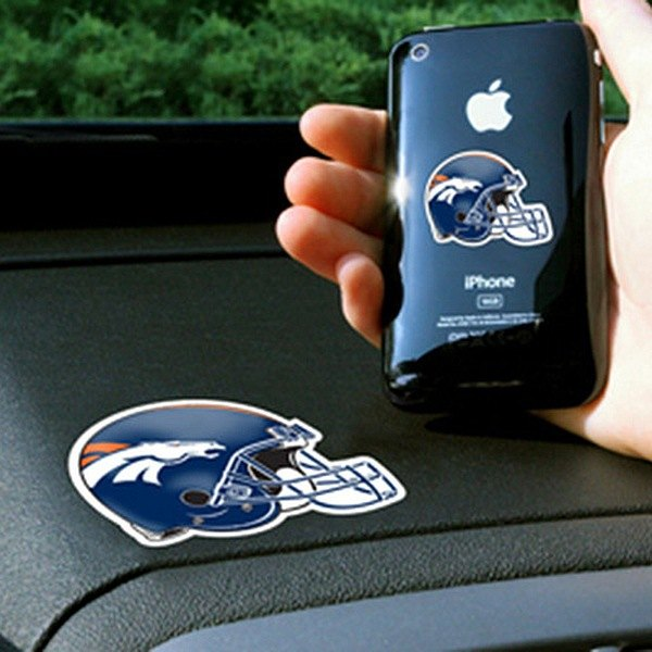 FanMats® - Universal Cell Phone Grips (Sports, NFL, Denver Broncos)