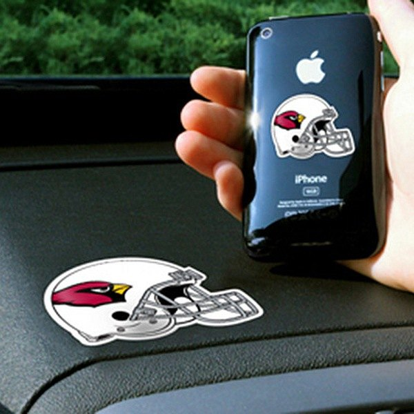 FanMats® - Universal Cell Phone Grips (Sports, NFL, Arizona Cardinals)