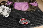 FanMats® - Universal Fit Heavy Duty Vinyl Cargo Mat (College, Ohio, Ohio State University)