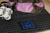FanMats® University of Michigan Logo on Heavy Duty Vinyl Cargo Mat