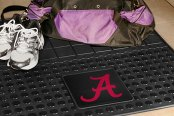 FanMats® - Universal Fit Heavy Duty Vinyl Cargo Mat (College, Alabama, University of Alabama)