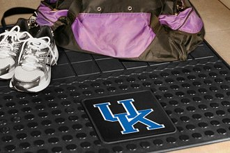 FanMats® University of Kentucky Logo on Heavy Duty Vinyl Cargo Mat