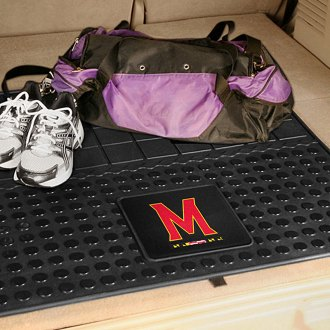 FanMats® - University of Maryland Logo on Heavy Duty Vinyl Cargo Mat