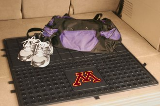 FanMats® University of Minnesota Logo on Heavy Duty Vinyl Cargo Mat