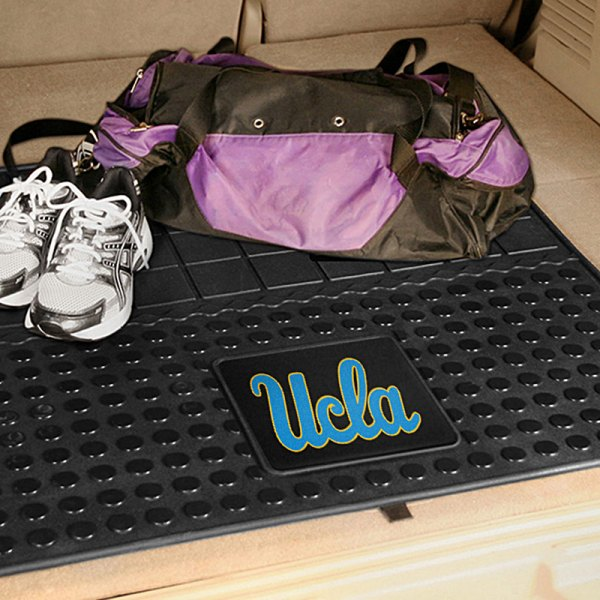 FanMats® - Universal Fit Heavy Duty Vinyl Cargo Mat (College, California, Los Angeles (UCLA))