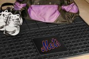 FanMats® - Universal Fit Heavy Duty Vinyl Cargo Mat (Sports, MLB, New York Mets)