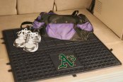 FanMats® - Universal Fit Heavy Duty Vinyl Cargo Mat (Sports, MLB, Oakland Athletics)