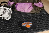 FanMats® - Universal Fit Heavy Duty Vinyl Cargo Mat (Sports, NBA, New York Knicks)