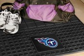 FanMats® - Universal Fit Heavy Duty Vinyl Cargo Mat (Sports, NFL, Tennessee Titans)