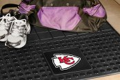 FanMats® - Universal Fit Heavy Duty Vinyl Cargo Mat (Sports, NFL, Kansas City Chiefs)
