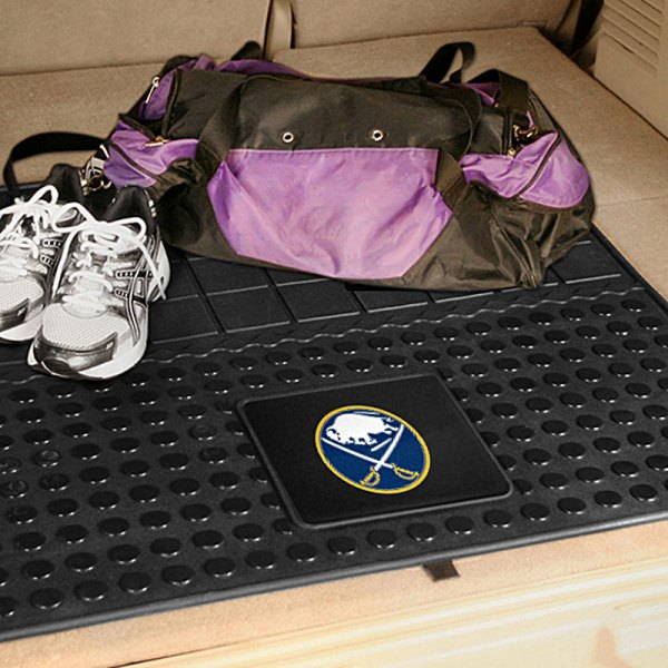FanMats® - Universal Fit Heavy Duty Vinyl Cargo Mat (Sports, NHL, Buffalo Sabres)