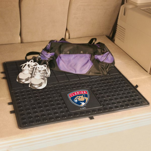 FanMats® - Universal Fit Heavy Duty Vinyl Cargo Mat (Sports, NHL, Florida Panthers)