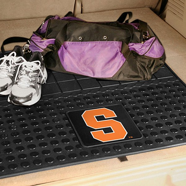 FanMats® - Universal Fit Heavy Duty Vinyl Cargo Mat (College, New York, Syracuse University)