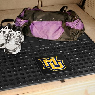 FanMats® - Universal Fit Heavy Duty Vinyl Cargo Mat (College, Wisconsin, Marquette University)