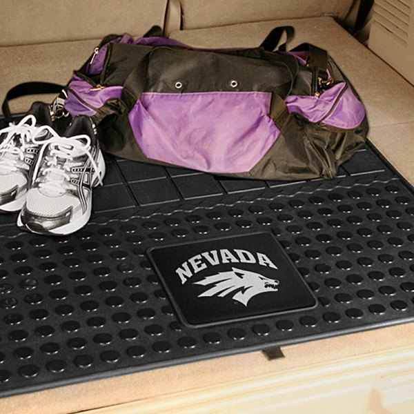 FanMats® - Universal Fit Heavy Duty Vinyl Cargo Mat (College, Nevada, University of Nevada)