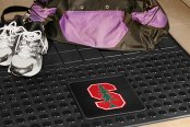 FanMats® Stanford University Logo on Heavy Duty Vinyl Cargo Mat