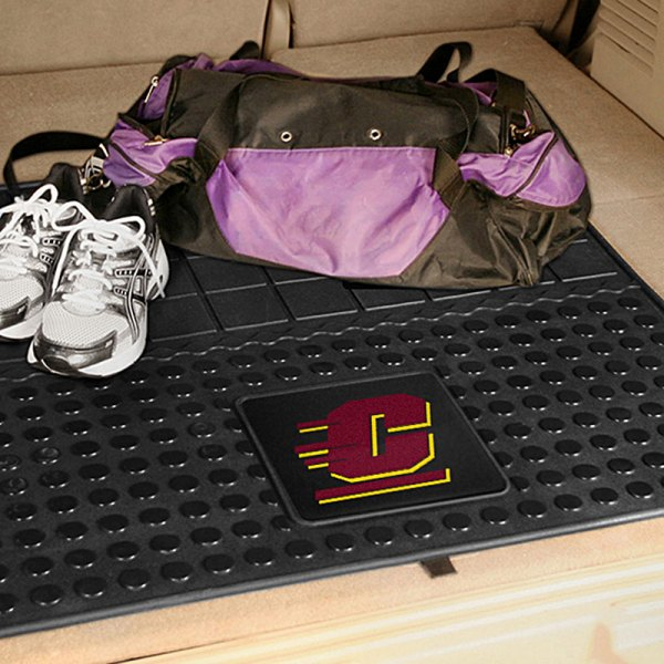 FanMats® - Universal Fit Heavy Duty Vinyl Cargo Mat (College, Michigan, Central Michigan University)
