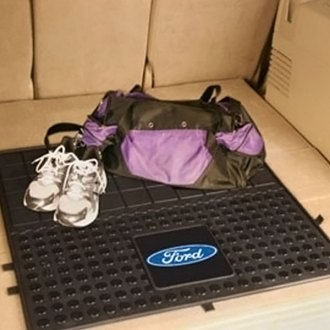 FanMats® - Universal Fit Heavy Duty Vinyl Cargo Mat (Ford, Ford Oval)