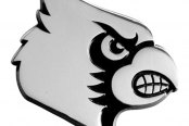 FanMats® - Universal Chrome Emblem (College, Kentucky, University of Louisville)