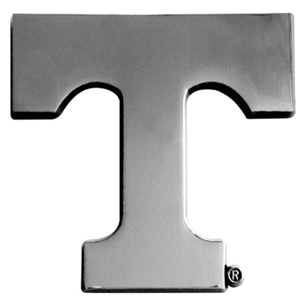 FanMats® - Universal Chrome Emblem (College, Tennessee, University of Tennessee)