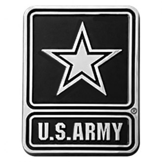 "FanMats® - ""US Army"" Chrome Emblem"