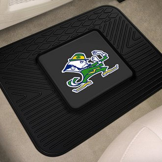 FanMats® - Universal Fit Heavy Duty Vinyl Mat (College, Indiana, Notre Dame)