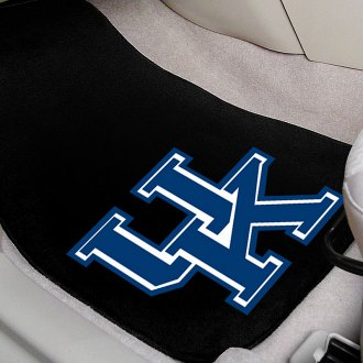 FanMats 10300 - University of Kentucky Logo on Embroidered Floor Mats