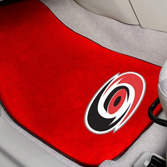 FanMats® - Red Carpet Mats with Carolina Hurricanes Logo